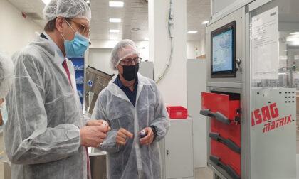 Cremona e imprese: assessore Guidesi tra i big di cosmetica, siderurgia e chimica
