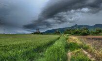 In arrivo forti temporali: allerta meteo gialla anche in provincia di Cremona
