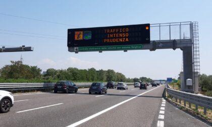Traffico intenso nel weekend di Ferragosto: le tratte stradali da bollino rosso