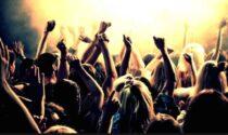 Rave party illegale: le forze dell'ordine allontanano 200 ragazzi