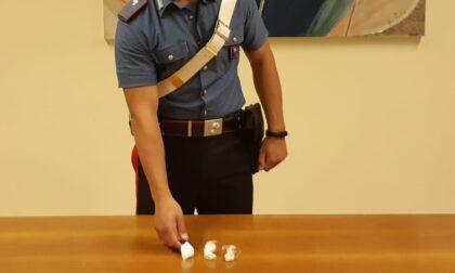 La cocaina nascosta negli slip, arrestato pusher 26enne