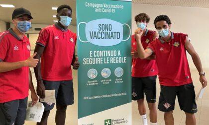 Cremonese calcio e VBC Casalmaggiore, appuntamento a sorpresa (con autografo e selfie) all'Hub di CremonaFiere