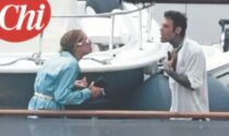 Anche Chiara Ferragni e Fedez litigano... ma sullo yacht superlusso