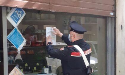 In pizzeria senza Green Pass, multa (a titolare e cliente) e locale chiuso