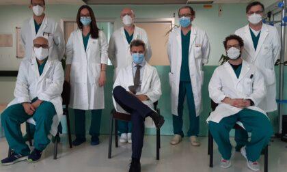 Simulazione in suture laparoscopiche: lo studio nazionale anche all'Ospedale di Cremona