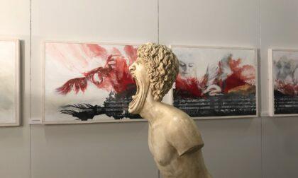 """A Palazzo Calciati Crotti la mostra di arte contemporanea """"Giustizia"""""""