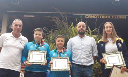 Festa dell'Atleta 2021: la Canottieri Flora celebra un anno di sport
