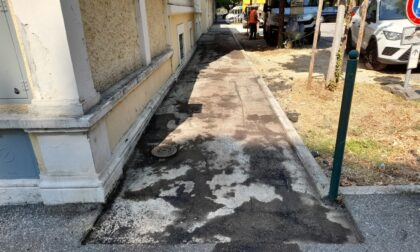 Cremona: avviati i lavori per la messa in sicurezza dei marciapiedi