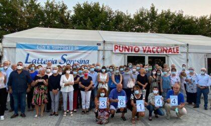 Il Centro Vaccinale di Soresina ha terminato il suo percorso: 36.144 le dosi somministrate