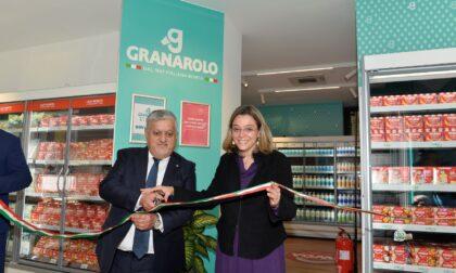 """Granarolo inaugura in centro a Milano """"Granarolo Bottega"""""""