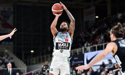 Amara sconfitta a Trento per la Vanoli Cremona: finisce 84-68
